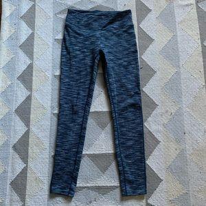 Outdoor Voices Freeform indigo blue leggings S